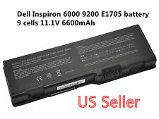 9 Cell Battery for 310-6322 Dell Inspiron 6000 9200 9300 M6300 9400 E1505n E1705