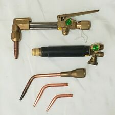 Craftsman Harris Cutting Welding Torch Set Tips Brazing Heavy Duty