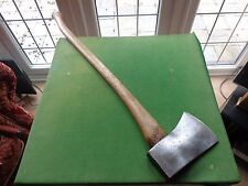 vintage military issue 1955  elwell  4  lb axe