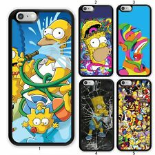 The Simpsons Funny Homer Phone Case Cover For Samsung Galaxy / Apple iPhone iPod