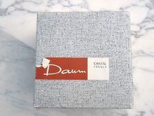 Cendrier cristal design Daum France vers 1970