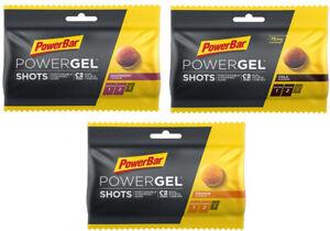 PowerBar PowerGel Energy Shots 60g