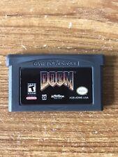 Doom GBA Game, Cartridge Only!