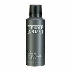 Clinique Clinique For Men Aloe Shave Gel 125ml Pre-shave Shaving Moisture #10765