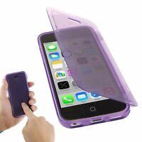 Housse Étui de Protection Pare-Chocs Sac Coque TPU pour Portable Apple IPHONE 5C