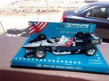 Paul's Model Art Minichamps 1:43 Al Unser Jr. 1993 Lola Chevrolet Indy Car
