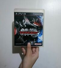 Tekken Tag Tournament 2 PS3 playstation 3 video game videogame