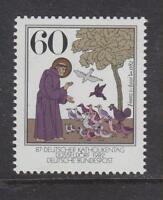 WEST GERMANY MNH STAMP DEUTSCHE BUNDESPOST 1982 GERMAN CATHOLIC CONGRESS SG 2003