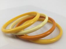 Color Assorted Thin Designer Bangles // B3-B-4