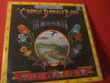 """CBS-HE-44365 CHARLIE DANIELS BAND """" FIRE ON THE """" (CBS-HALF-SPEED MASTER/SEALED)"""
