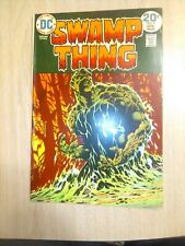 SWAMP THING 9 VF WRIGHTSON ART
