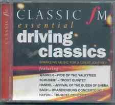 ESSENTIAL DRIVING CLASSICS: WAGNER DVORAK HAYDN MOZART BACH ETC - CLASSIC FM C