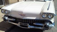 GENUINE CADILLAC 1958 ELDORADO / SEVILLE COUPE / PARTS
