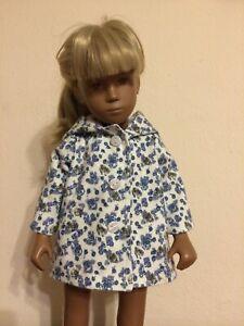 SASHA   DOLL CLOTHES - CORDUROY JACKET  hand made by JADZIA
