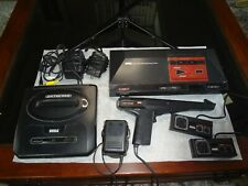 SEGA GENESIS MASTER SYSTEM SMS CONSOLE w/ CONTROLLERS & ACCS w/ MODEL 2 TESTED