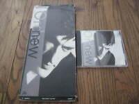 New Order Low Life longbox and Original cd! -Rare! Joy Division