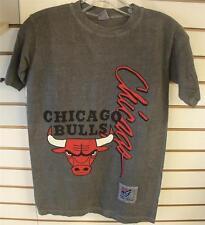 Chicago Bulls shirt Vintage shirt  90's sz youth Medium 10-12 by THE GAME *RaRe*