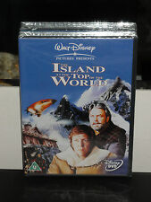 The Island At The Top Of The World (DVD) Walt Disney! PAL FORMAT! REGION 2! NEW!