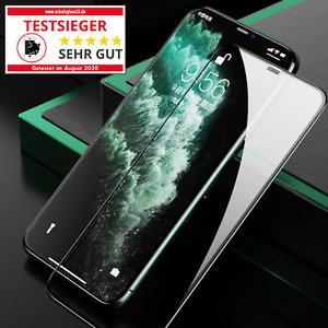 21D+ Schutzglass iPhone 12 / MINI / PRO / PRO MAX Full Cover Panzerfolie Glas