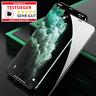 4x Panzerfolie Glas iPhone 12 / MINI / PRO / PRO MAX Schutzglass ✅ TESTSIEGER ✅