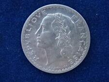 MONNAIE / Coin - 5 FRANCS LAVRILLIER ALUMINIUM 1946 - TTB