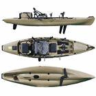 MarineNow 12ft Pedal Fishing Kayak