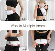 OWAYS Slimming Belt Weight Loss Machine for Women Adjustable Vibration Massag