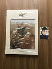 Kim Sungkyu INFINITE Solo Concert Shine Encore Official Photobook w/ PHOTOCARD