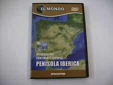 PENISOLA IBERICA - DVD SERIE IL MONDO IN DVD - 2006 DE AGOSTINI - CON LIBRETTO