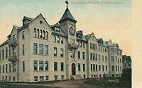 LONDON ON – St. Joseph's Hospital - 1912