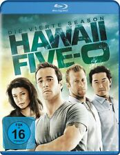 HAWAII FIVE-0  - SEASON 4 - BLU RAY Region B ( UK/EUROPE) -