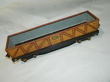 Ives vintage pre war O gauge 1707 Lithographed Gondola