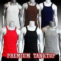 """G-Unit Style"" Evolution Square Cut Undershirt Underwear Tank Top Wife Beater"