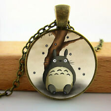 TOTORO ANIME PENDANT NECKLACE / Jewellery Gift Idea Kawaii Japanese Animation