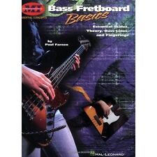 Paul Farnen: Bass Fretboard Basics by Hal Leonard Corporation (Paperback, 1998)
