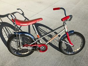 """1980 Schwinn  Stingray Pixie 16"""" Bicycle - Fully Cleaned and Serviced"""