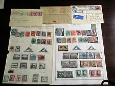 South Africa STAMPS! covers!  British Suid-Afrika RSA Capetown Pretoria Durban