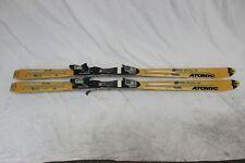 New listing Atomic Beta Ride 190 Cm Skis with Atomic Bindings