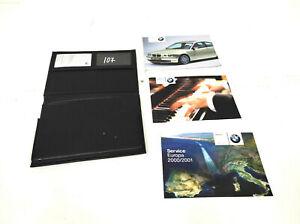 BMW 3er E46 316ti 325ti Compact Betriebsanleitung Handbuch Bordmappe BJ 03/2002