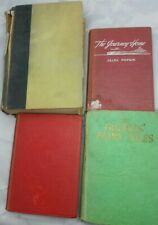 Lot Of 4 1940's Books Journey Home Grimms Fairy Tales etc