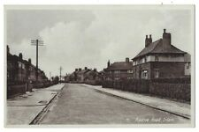 IRLAM Roscoe Road, RP Postcard by R.A.P. Co, Unused