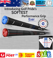 Sets of 4 to 13 Golf Pride CP2 Wrap & Pro Golf Grips - Fast Dispatch - Free Post