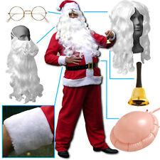 Santa Claus Costume Santa Santa Costume Suit Beard Costume