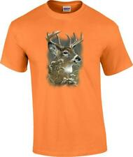 Buck Deer Antler Hunting T-Shirt