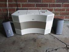 Bose Acoustic Wave Music System AM/FM CD Player Plus companion series 2