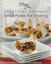 SMALL PLATES FOR SHARING Cookbook New RECIPES Tapas APPETIZERS Starters GOURMET