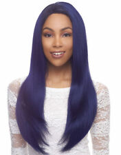 100% HUMAN HAIR BLEND BRAZILIAN SCENT FRONT LACE WIG - JANET COLLECTION - ALEX
