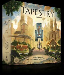 Tapestry Board Game Stonemaier Games (Wingspan, Scythe) New In Stock!