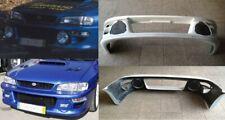 Subaru Impreza Classic Turbo STI WRC 22B Style Front Bumper