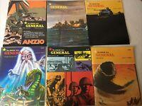 AVALON HILL GENERAL MAGAZINE ANZIO Volume 16 #1, #2, #3, #4, #5, #6 Lot of 6